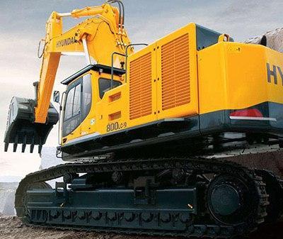 مشخصات فنی R800LC-7