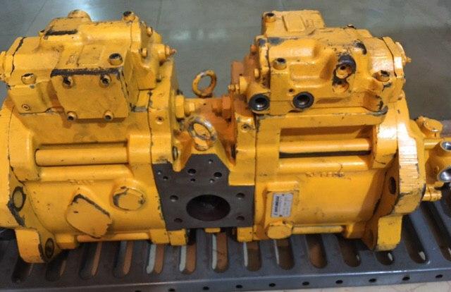 تعمیر پمپ هیدرولیک هیوندای 7-R210