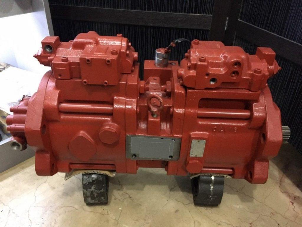 تعمیر پمپ هیدرولیک هیوندای 7-210
