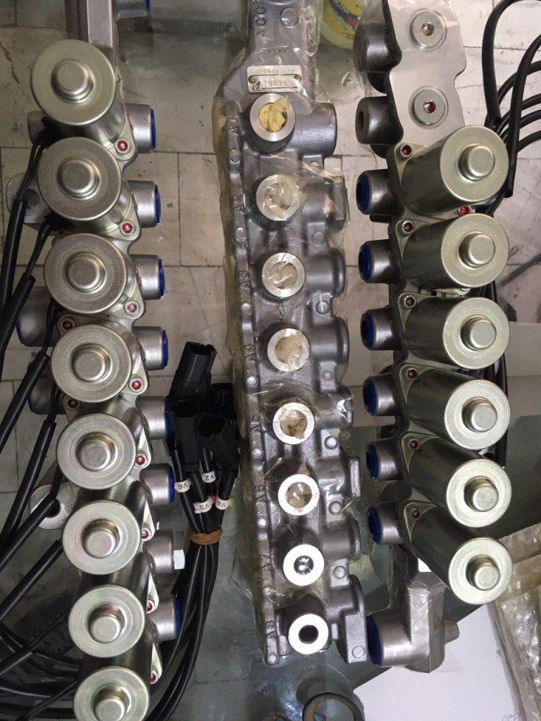 مجموعه سلونوييد Pc300-7